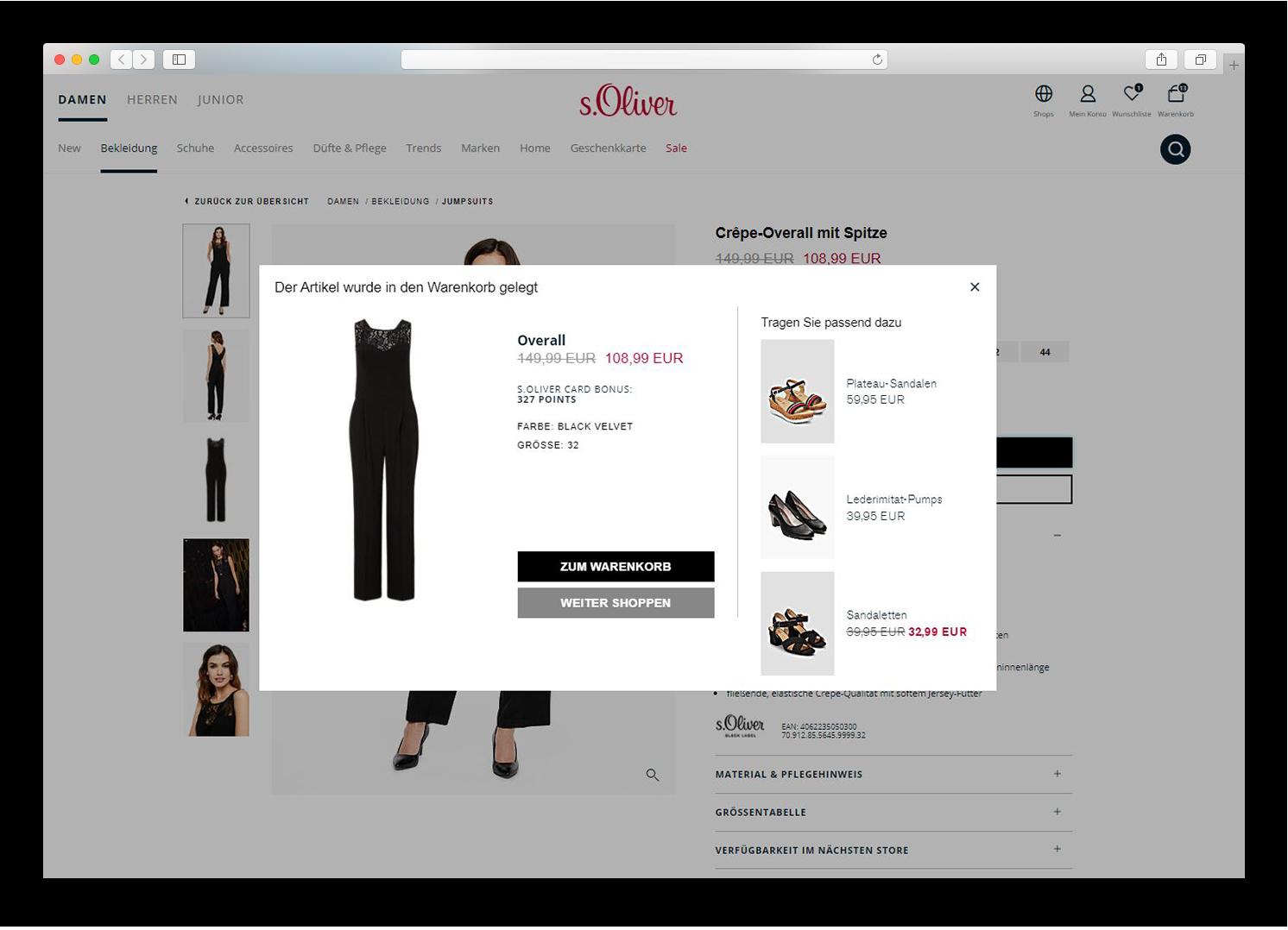 sOliver-produktempfehlungen-online-shop
