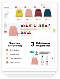 8select Online Shop Analyse