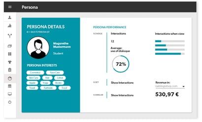 8select customer profile management