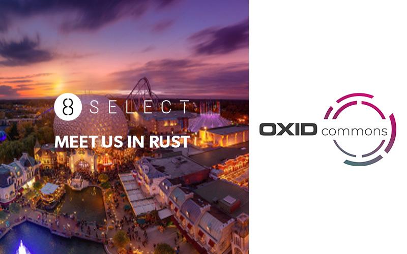 8select Meet us OXID