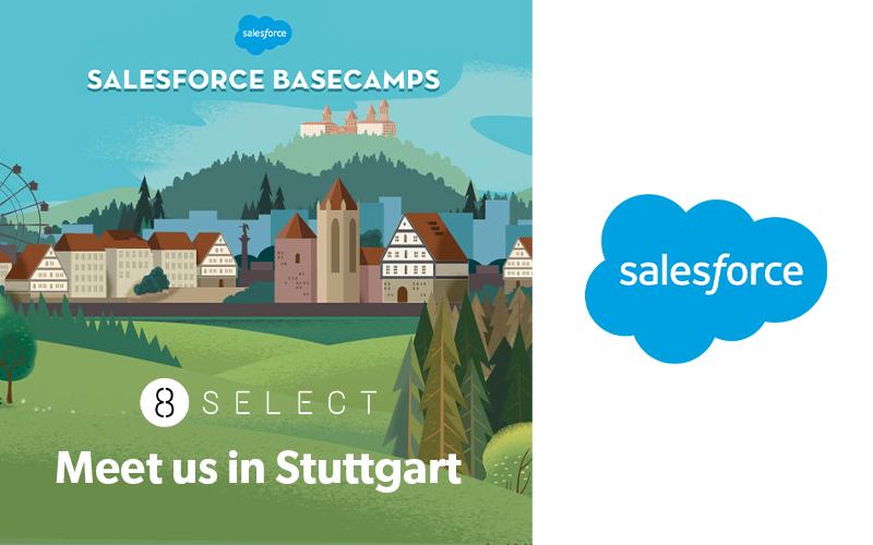 8select Salesforce Basecamp Stuttgart