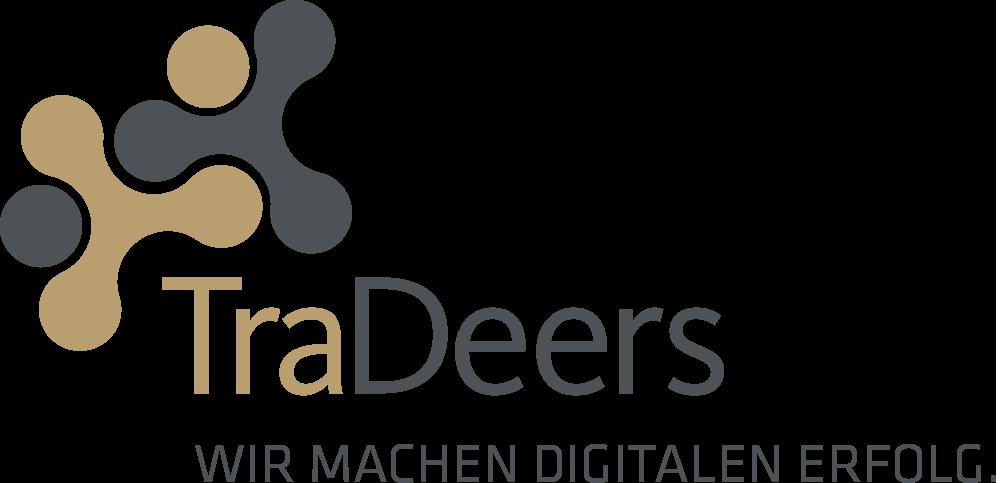 TraDeers_Logo_mit_Claim
