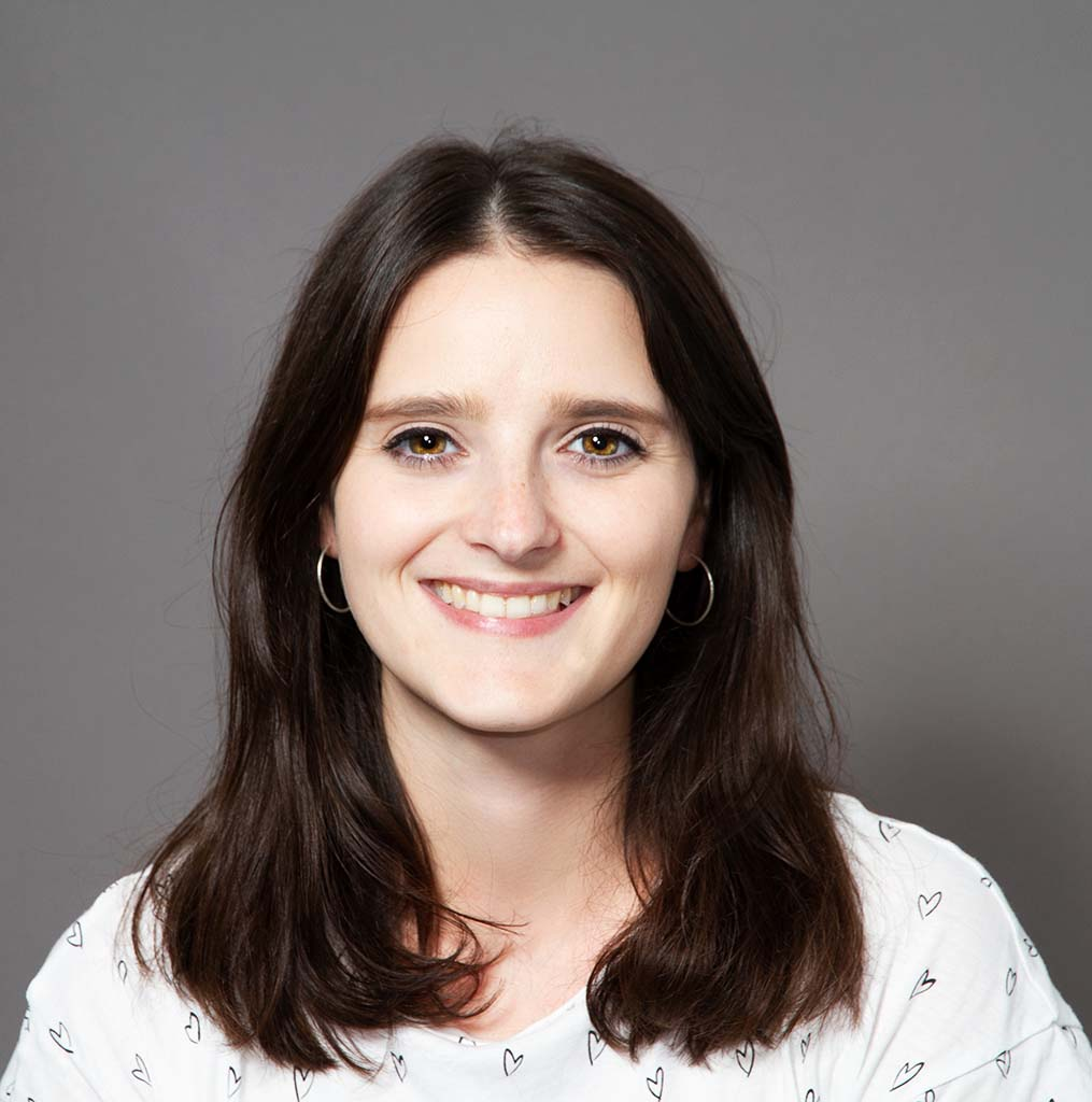 Corinna, Online Marketing Manager bei parcelLab